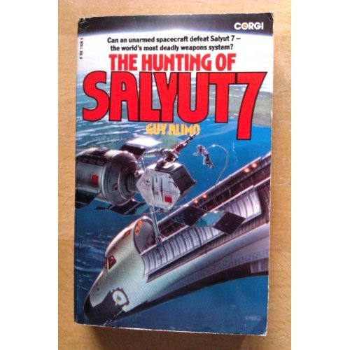 Hunting of Salyut 7