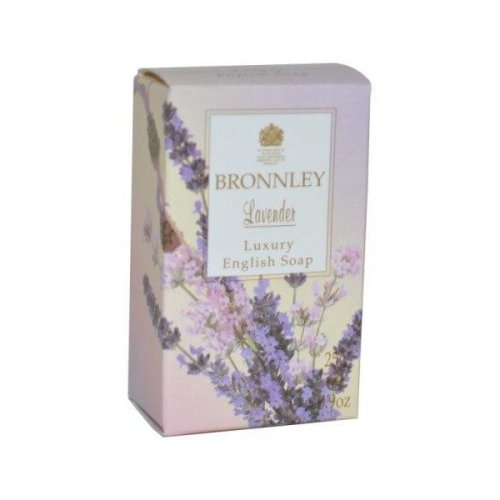 Bronnley Lavender Luxury English Soap 25g