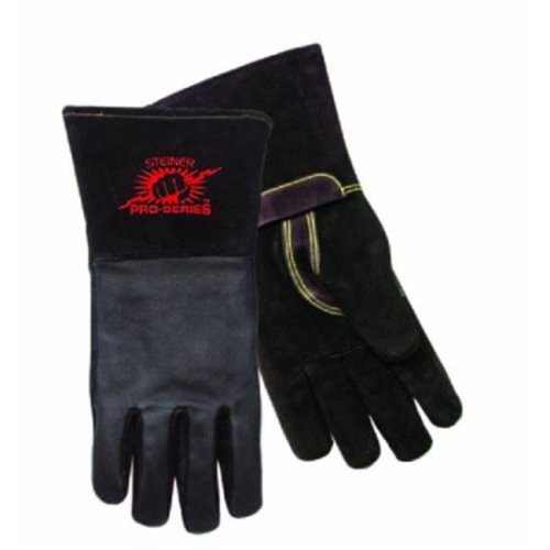 Steiner SQP760X Pro Series Extra Large Mig Welding Gloves with Cuff