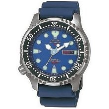 Citizen Promaster Sea Blue Men's Watch - NY0040-17LE | Diver's Watch