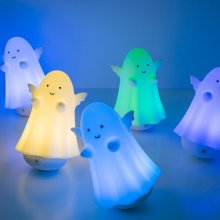 Angel Wizard Silicone Night Light