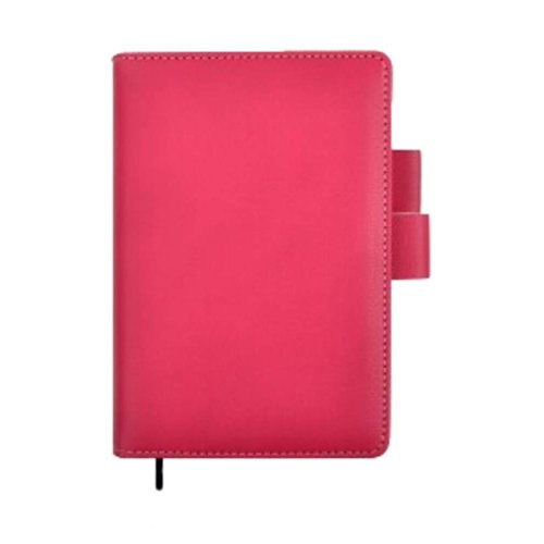 Red Notebook Portable Planner Mini Pocket Portable Schedule Personal Organizer