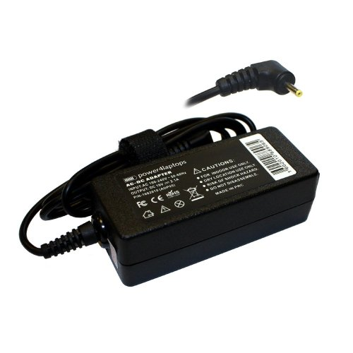 Asus Eee PC 1015T Compatible Laptop Power AC Adapter Charger