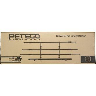 Petego K9 Keeper Universal Pet Safety Barrier-Black