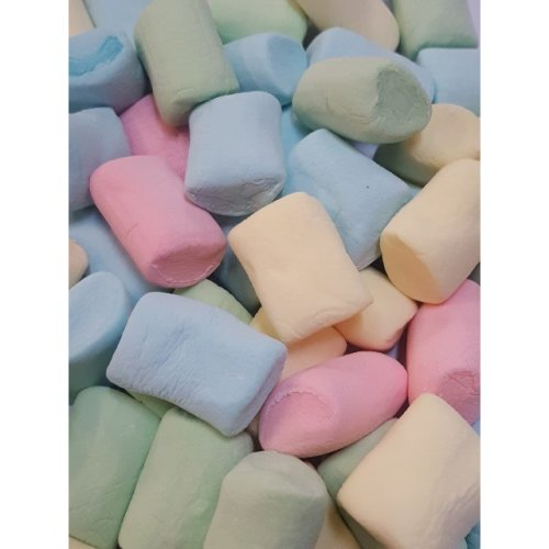 Big Multi Coloured Marshmallows Halal Sweets