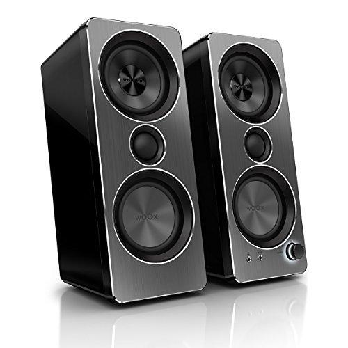 Philips SPA821037 Multimedia Speakers 2 0 Black