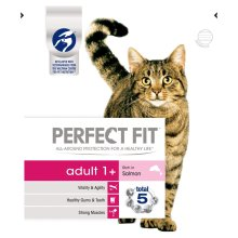 Perfect Fit Cat Complete Adult Salmon 750g (Pack of 3)