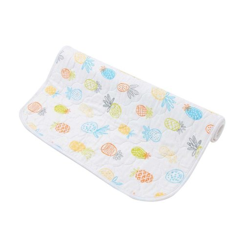 Portable Baby Cotton Waterproof Diaper Changing Mats 1 piece, 50x70cm (A)
