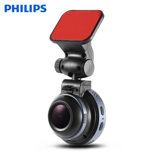PHILIPS CVR108 1-inch Mini Dash Cam 1920 x 1080P HD Driving Recorder