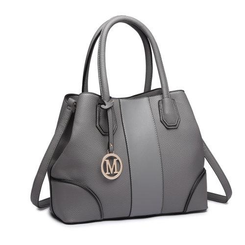 Miss Lulu Women Leather Handbag Shoulder Bag Fashion Tote