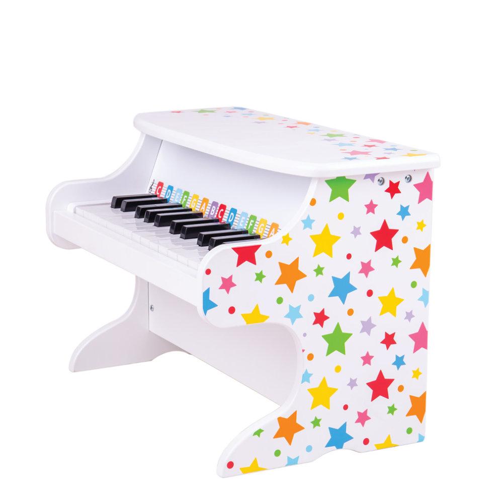 Electronic Guitar Toy Nursery Rhyme Music Children Baby Kids Gift X9V8