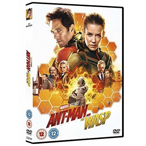 Ant-Man and the Wasp [DVD] [2018] [DVD]