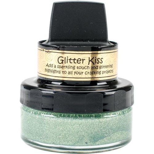 Creative Expressions CSGK-SEA Cosmic Shimmer Glitter Kiss, Sea Green