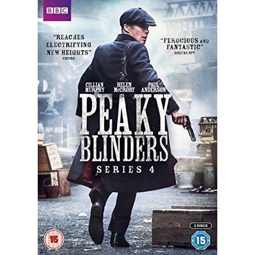 Peaky Blinders Series 4 [DVD] [DVD]