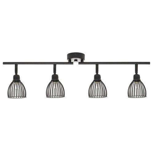 Ceiling Lamp Metal Black GOLOK