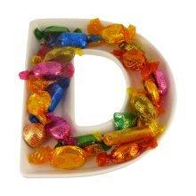 D Alphabet Dish