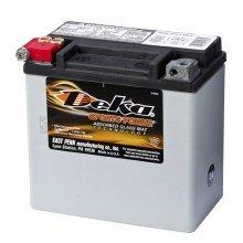Deka Sports Power AGM Battery 12 V 12 Ah ETX14