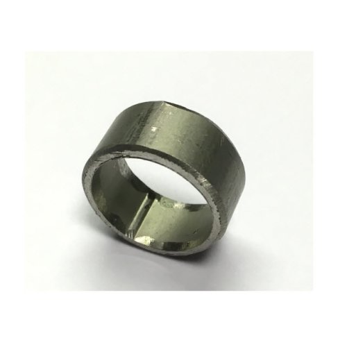Non threaded spacer / washer 26 mm ID 24 mm length - T316 Stainless Steel  (A4 Grade)