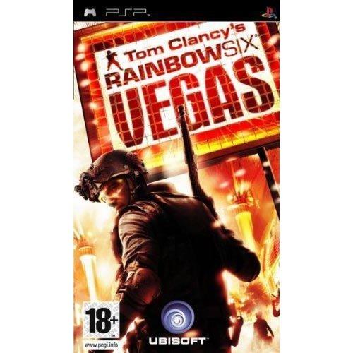 Tom Clancys Rainbow Six Vegas Sony PSP Game