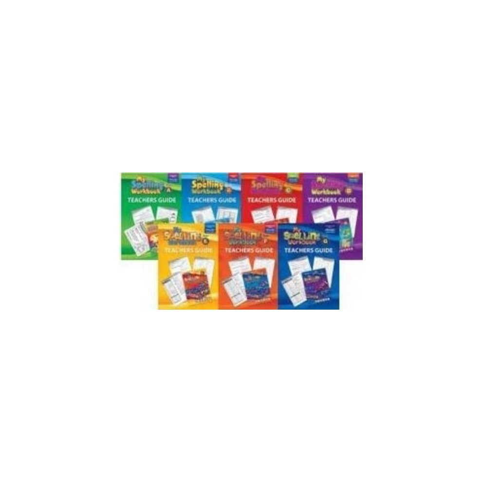 Used My Spelling Workbook Teachers Guide C (Spelling Workbooks) on ...