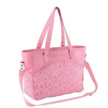 Big Fashion Capacity Functional Diaper Bags?Pink (36*15*30cm)