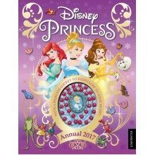 Disney Princess Annual 2017