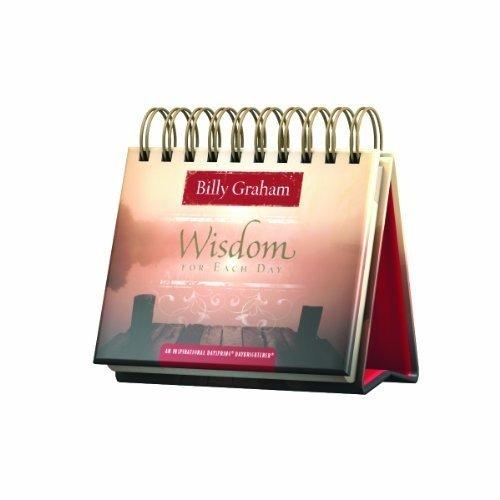 Wisdom for Each Day- 365 Day Perpetual Calendar