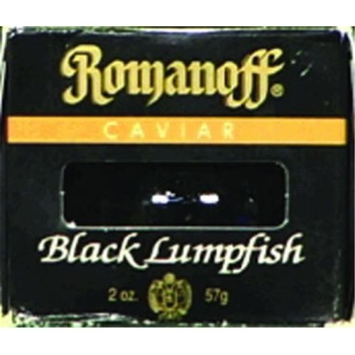 Caviar Lumpfish Black -Pack of 6