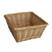 Square Wicker Packing Tray