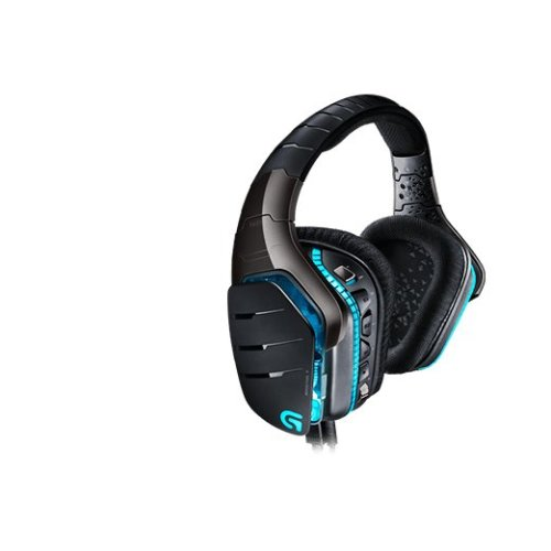 Logitech G633 USB Binaural Head-band Black,Blue headset