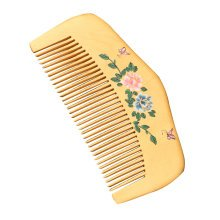 Natural Wooden Comb/Best Choice Of Gift Giving/Chinese Style(Boxwood)