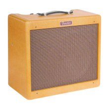 Fender Blues Junior LTD Guitar Combo Amp, Lacquered Tweed