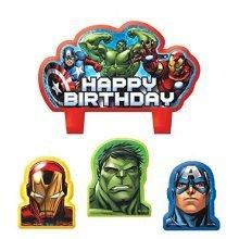 Avengers Candle Set