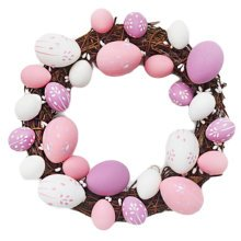 Children Bubble Easter Eggs/Egg Ring/Party Decorations/Gifts-color-b