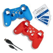 Officially Licensed Controller Accessory Kit PS3