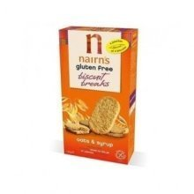 Nairns - G/F Oat & Syrup Biscuit Breaks 12 box