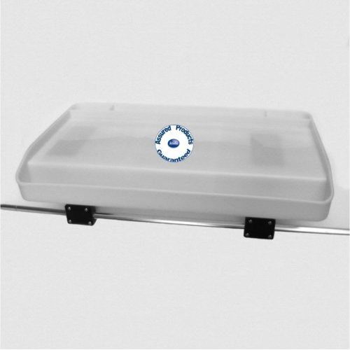 Oceansouth Large Fishing Bait Tray / Cutting Board - Rail Mount