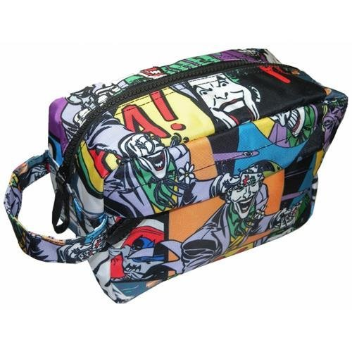Batman The Joker Pop Art Wash Bag