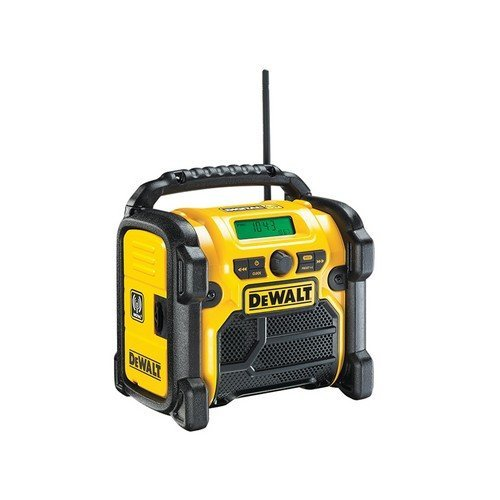 DeWalt DCR020 XR Li-ion DAB / FM Radio USB Charging Port 240 Volt