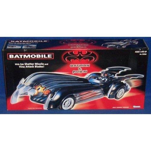 Batman and Robin Movie Version Batmobile