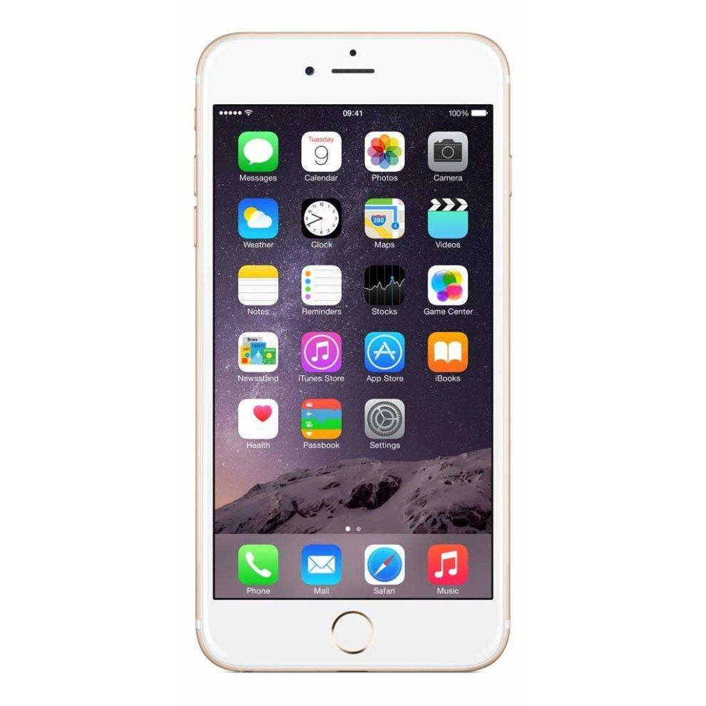 T-Mobile, 16GB Apple iPhone 6 Plus - Gold
