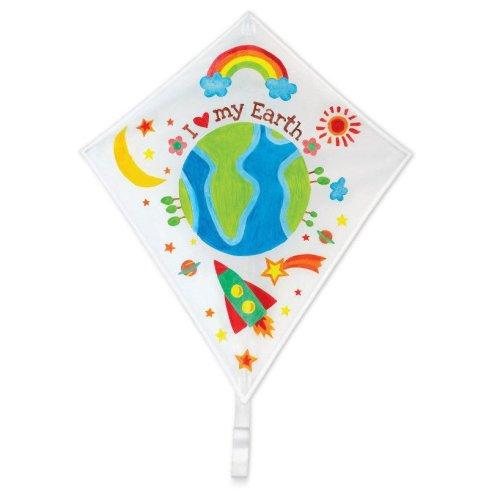 Paint Your Own Kite - 4M Kidz Children's Creative Set
