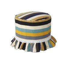 Europe Style Stool Cover Stool Cushion Stripe