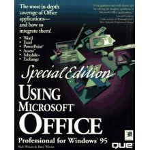 Using Microsoft Office Professional for Windows: Special Edition