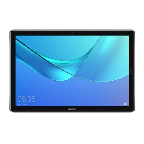 "Huawei Mediapad M5 10"" Tablet(Grey) - (Octa-Core Processor, 4 GB RAM, 32 GB eMMC, 2K IPS Screen,Android 8.0)"