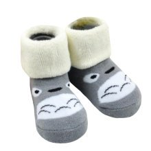 2 Pairs of Cozy BabyCotton Socks Baby GiftsComfortable Socks Heartwarming Baby Gifts,0-1years?seal