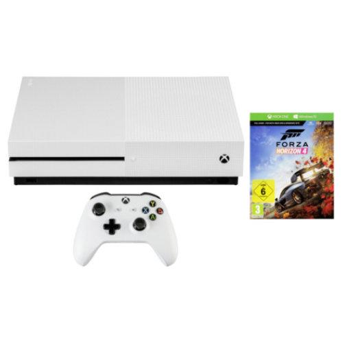 Microsoft Xbox One S 1TB incl. Forza Horizon 4