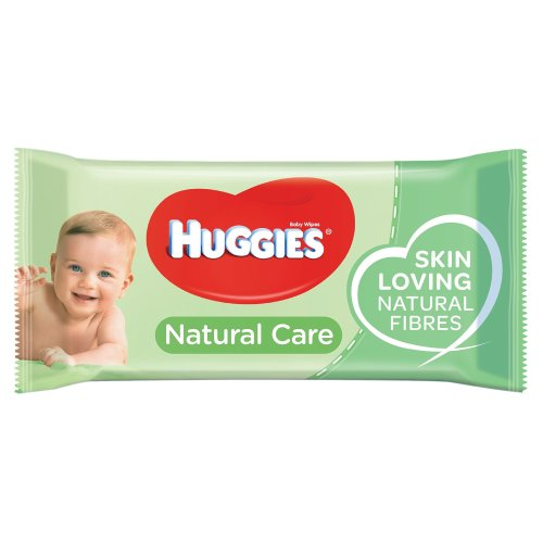 Huggies Natural Care Baby Wipes - 10 Packs (560 Wipes Total)