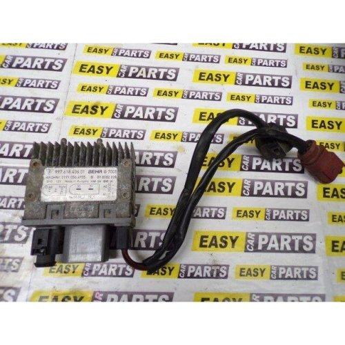 PORSCHE BOXSTER S 987 3.4 RADIATOR FAN CONTROL UNIT P/N: 997 618 436 01