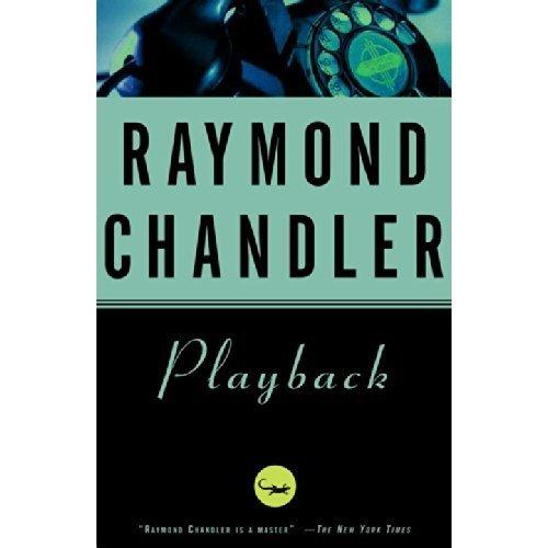 Playback (Vintage Crime)